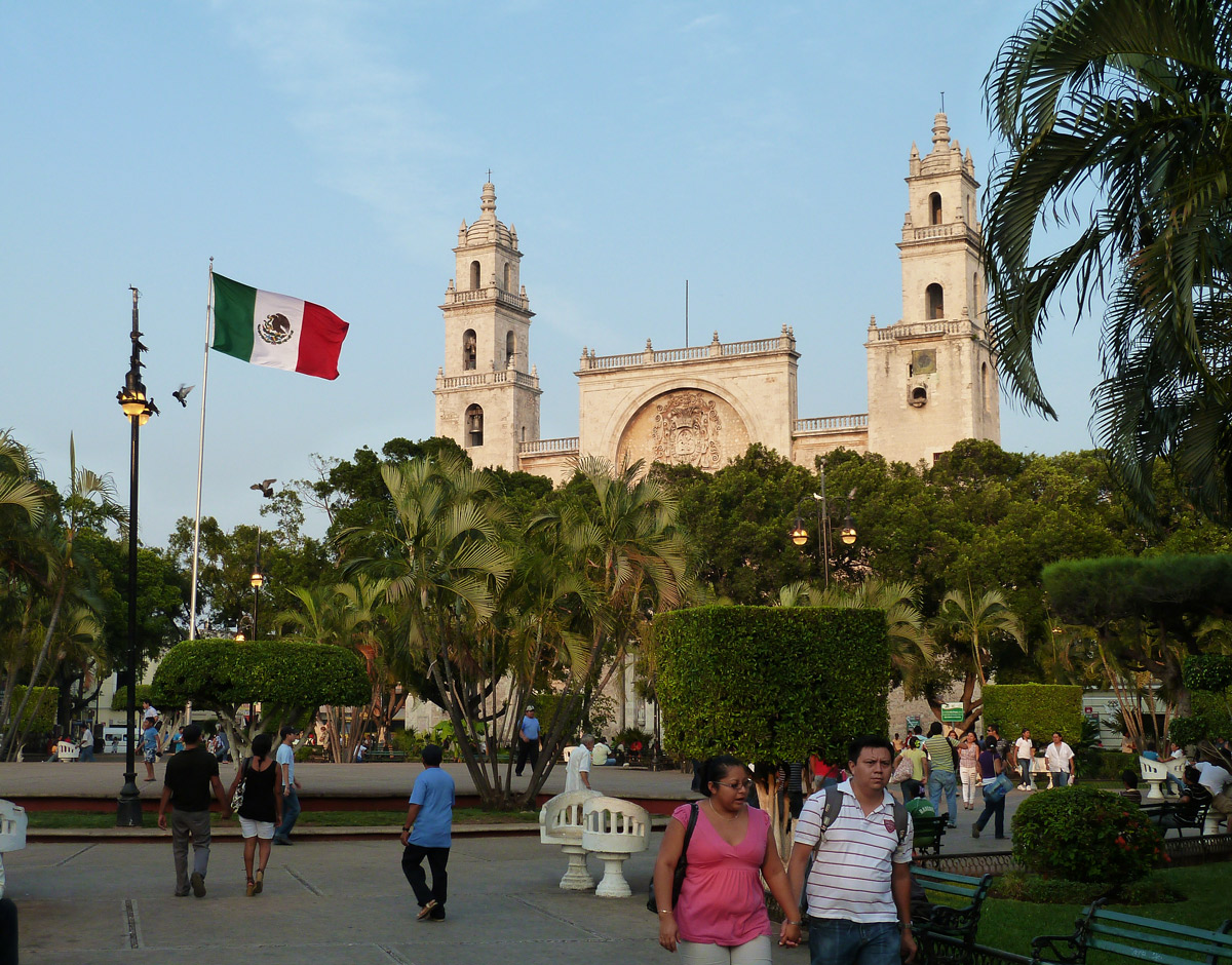 Cheap Holidays To Merida Mexico Cheap All Inclusive