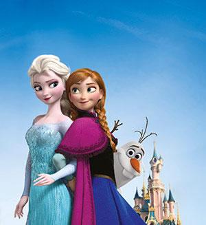 Frozen - Back by Popular Demand