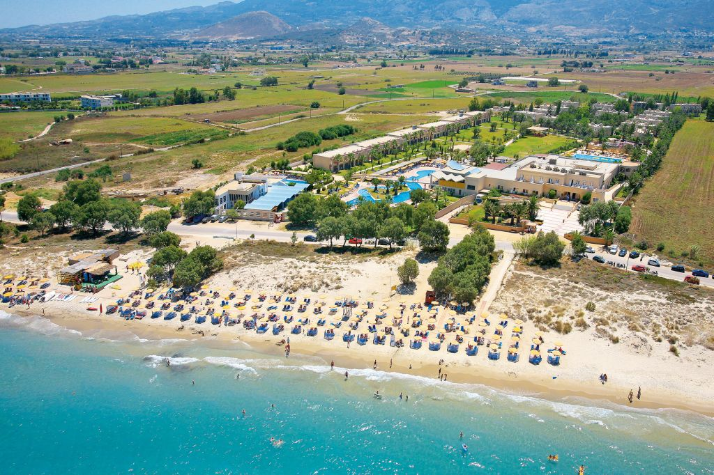 Hotel Caravia Beach Insel Kos
