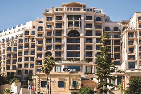 Le Meridien St. Julians Hotel & Spa