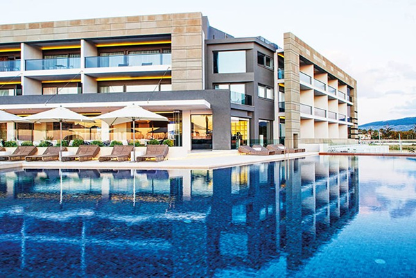 Aqua Blu Boutique Hotel ***** Lambi Kos