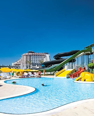Saturn Palace ***** Lara Beach / Antalya Hotels