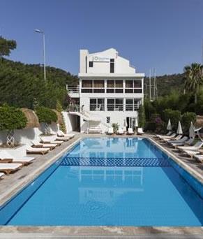 Majesty Marina Vista Hotel **** Fethiye Hotels
