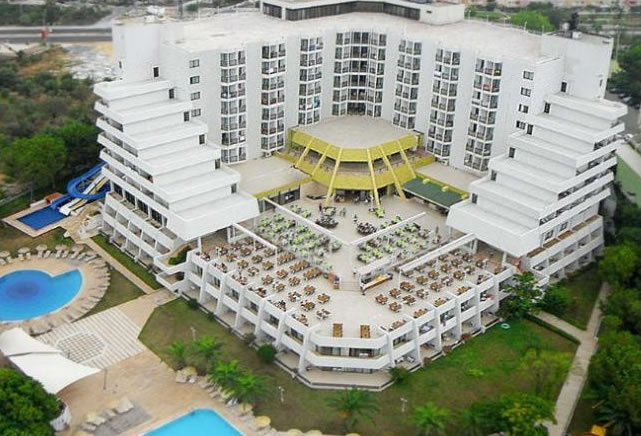Blue Vista Hill Hotel ***** Kusadasi Hotels