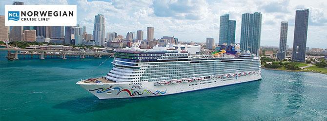 Norwegian Cruise Line Epic Class