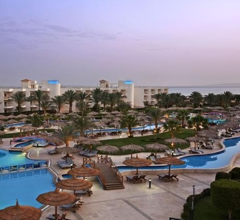 Hilton Hurghada Long Beach ***** Hurghada Hotels - Red Sea Resorts Egypt