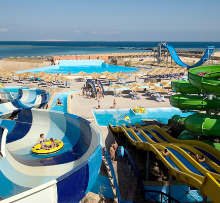Titanic Beach Spa ***** Hurghada Hotels - Red Sea Resorts Egypt