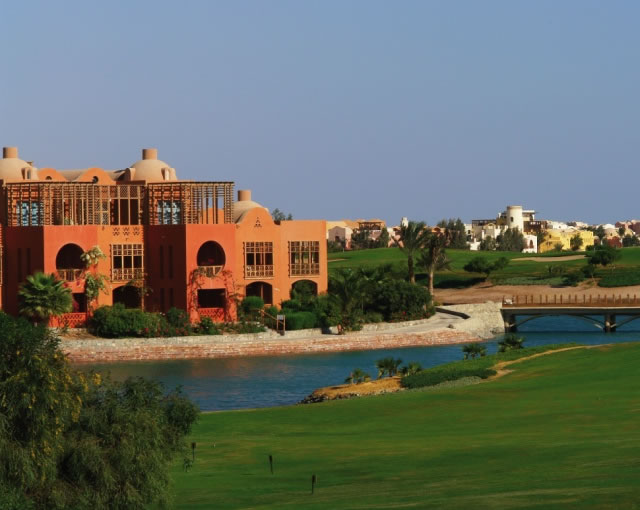 Steigenberger Golf Resort ***** Hurghada Hotels - Red Sea Resorts Egypt