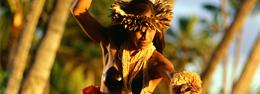 Baile Hula tradicional