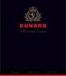 Cunard: Viajes a Europa 2015