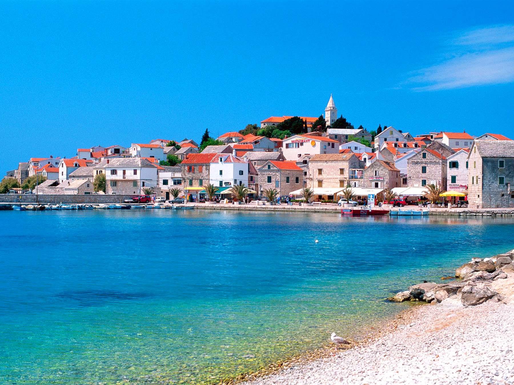 Best Beach Towns In Croatia