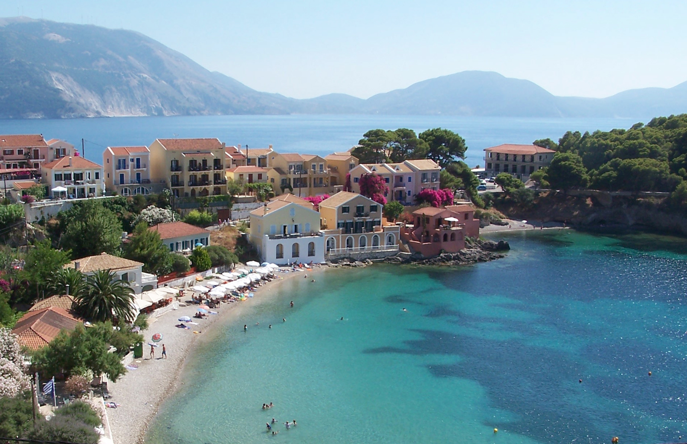 Cheap Holidays to Kefalonia - Greece - Cheap All Inclusive ...