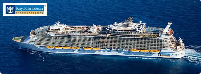 Royal Caribbean Oasis Class Cruise Ships | Cruise1st.co.uk
