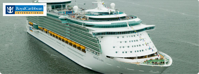 Royal Caribbean Cruise Line Freedom of the Seas