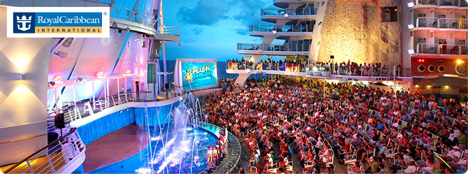 Royal Caribbean Cruise Line Oasis of the Seas