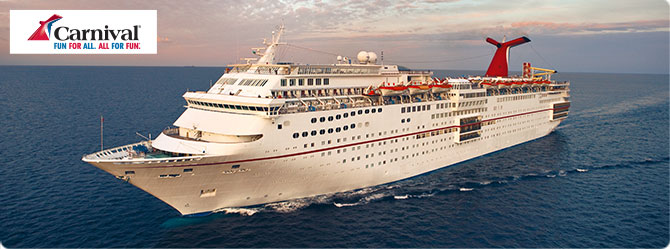 Carnival Cruises with the Carnival Ecstasy