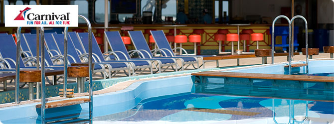 Carnival Cruises with the Carnival Fascination