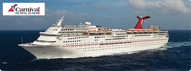 Carnival Cruises with Carnival Imagination