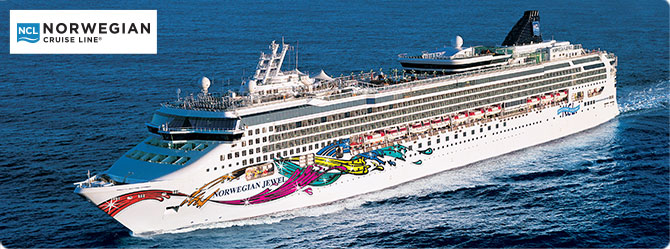 Norwegian Cruise Line Jewel Ship