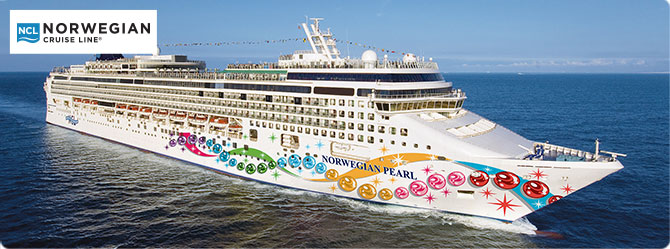 Norwegian Cruise Line Pearl Ship