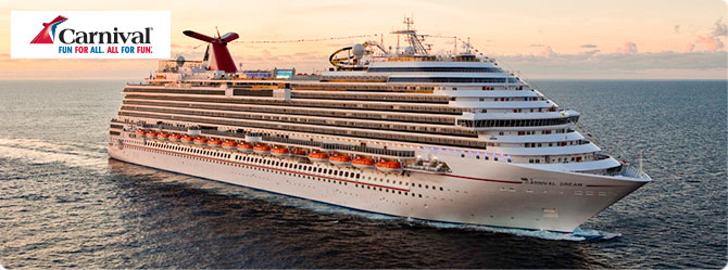 Carnival Cruises Dream Class