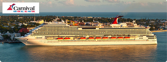 Carnival Cruises with Carnival Magic