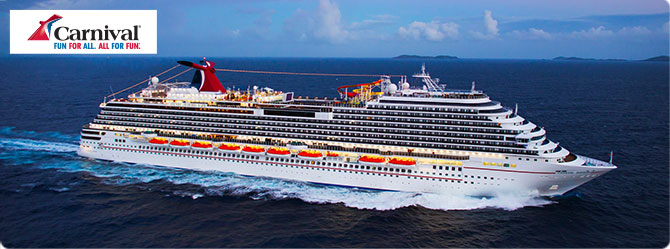 Carnival Cruises with the Carnival Breeze