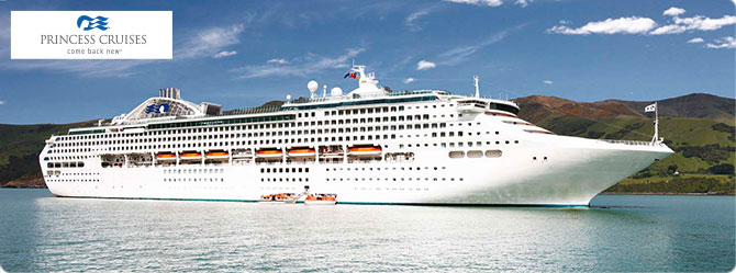 Princess Cruise Line Sun Class