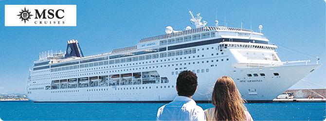 MSC Armonia Cruises