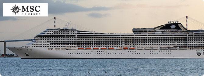 MSC Preziosa Cruises