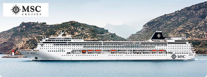 MSC Sinfonia Cruises