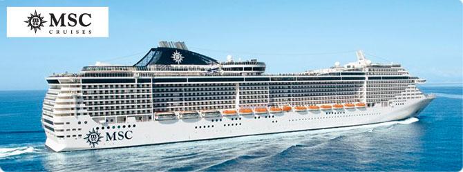 MSC Splendida Cruises