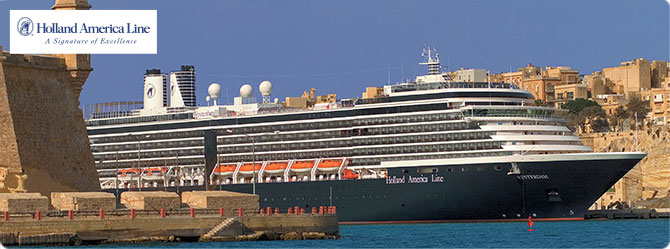 Holland America Cruise Line MS Westerdam