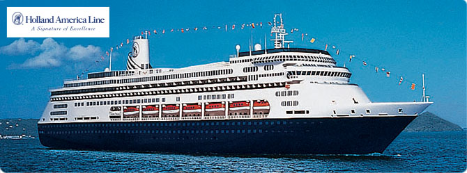 Holland America Cruise Line MS Zaandam