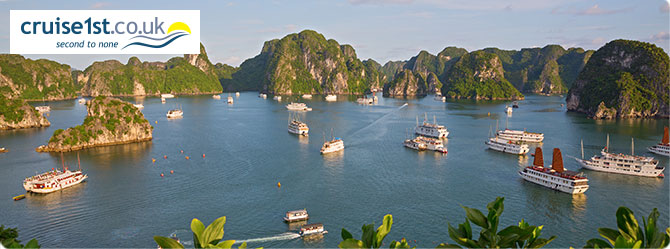 Cruise1st Vietnam Cruises