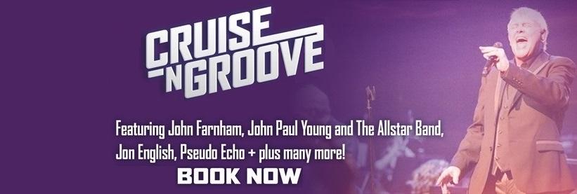 Cruise N Groove - John Farnham
