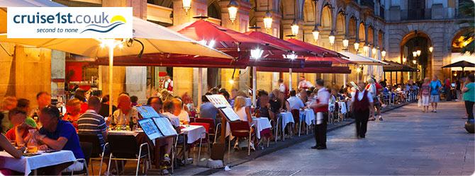 Cruise1st Spain Cruises