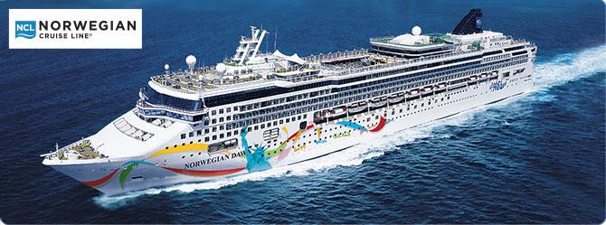Norwegian Cruise Line Dawn Ship