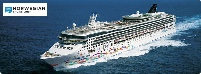 Norwegian Cruise Line Star Ship