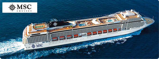 MSC Orchestra Cruises