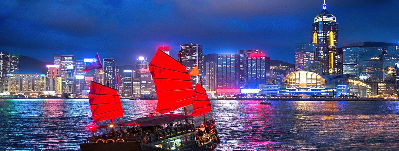 Hong Kong Cruises