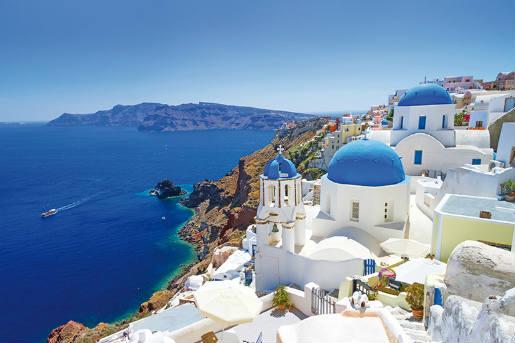 Greek Odyssey Fly Cruise