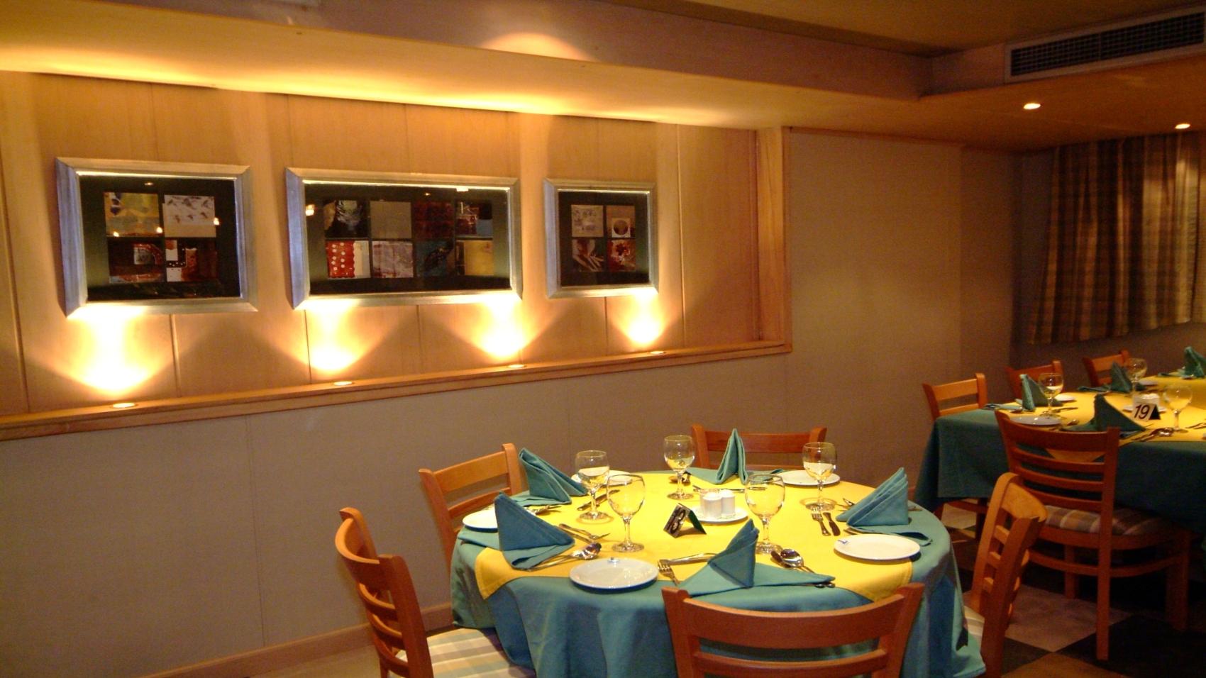 Royal Esadora Nile Cruise Restaurant