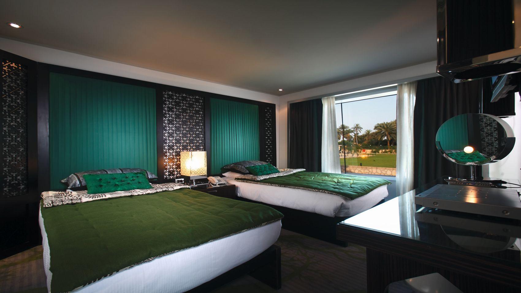 Darakum Nile Cruise twin room
