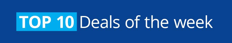 Top 10 Deals Of The Week