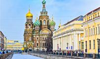 San Petersburgo, Rusia