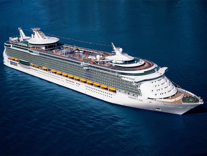 Cruceros Royal Caribbean, Clase Freedom