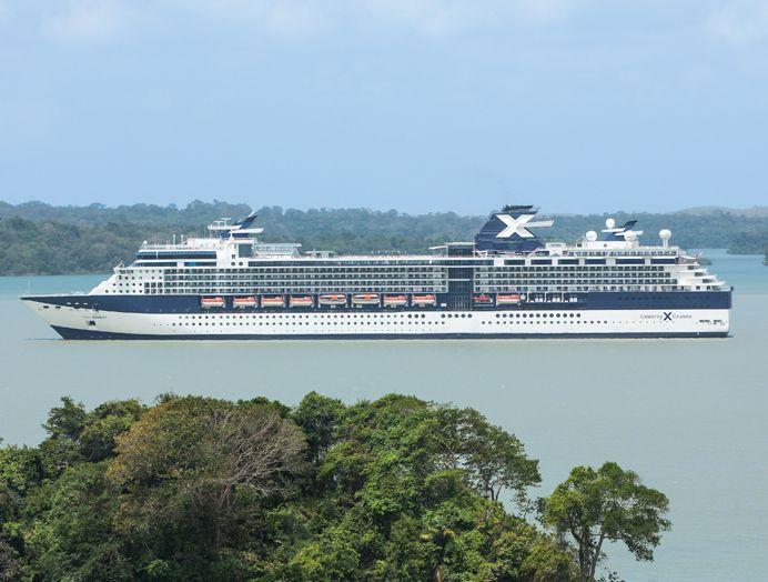 Celebrity Cruises Clase Millennium
