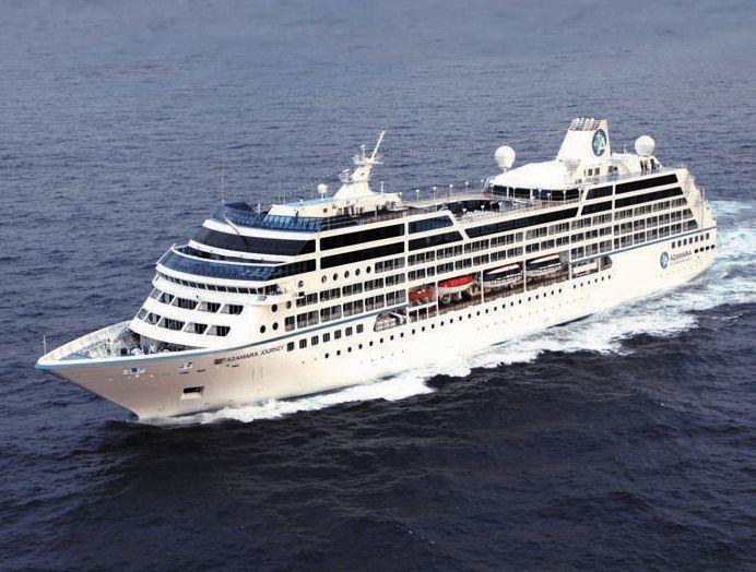 Azamara Club Cruises