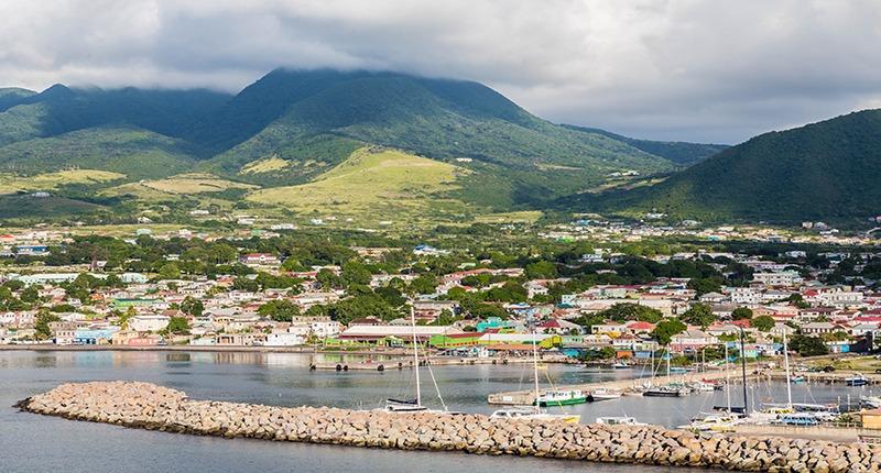 Cruceros por Basseterre, St. Kitts